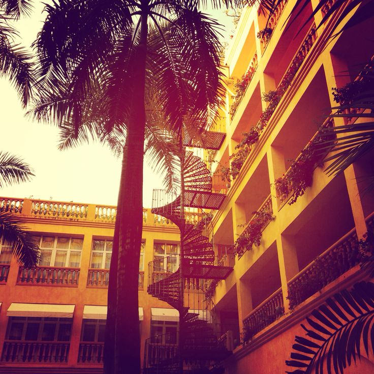 Hotel Santa Teresa - #Cartagena #Colombia #traveling