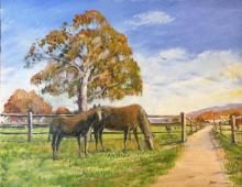 Original painting by J.F. Sanders | Painting | $25.00 AUD | buyniknaks.com