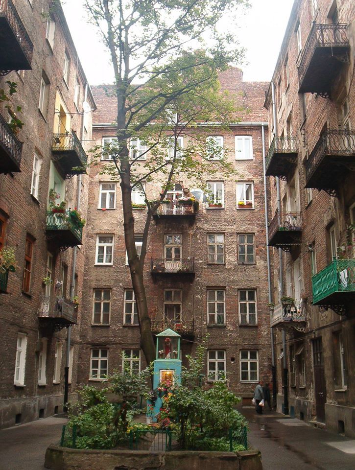Emilia Plater Street 8 in Warsaw, Poland