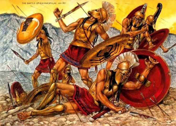 Battle of Thermopylae: The most outnumbered Battle