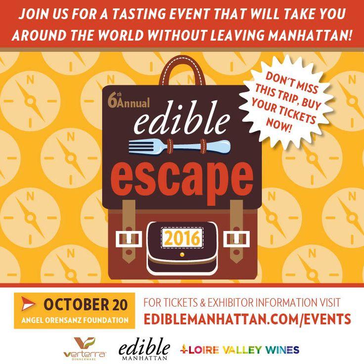 10.20 Edible Escape | LES $$ Tickets
