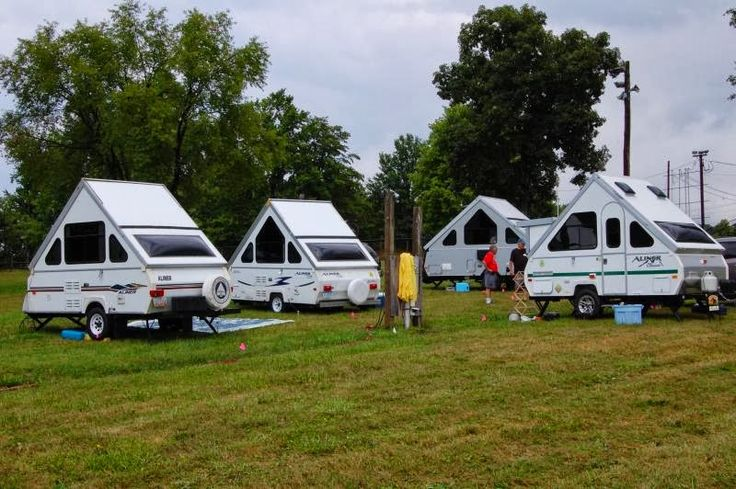 One of my favorite blogs about small trailers and the trailer industry is The Small Trailer Enthusiast . The owner of the blog, Pat, camps i...