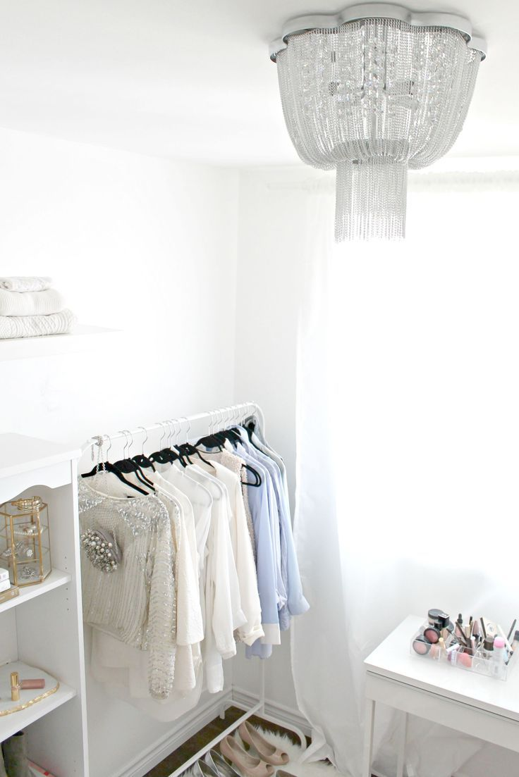 Essential Elements: Closet Makeover | Quentin & Co