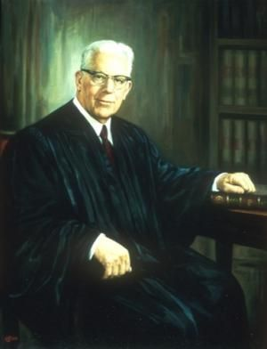 Earl Warren was an American jurist and politician who served as the 14th Chief Justice of the United States (1953–1969) and the 30th Governor of California.