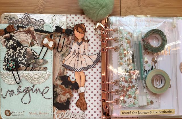 Loving My New Prima Planner! | Scraps Remembered
