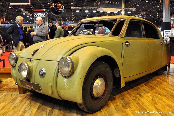 1935 Tatra 77 A