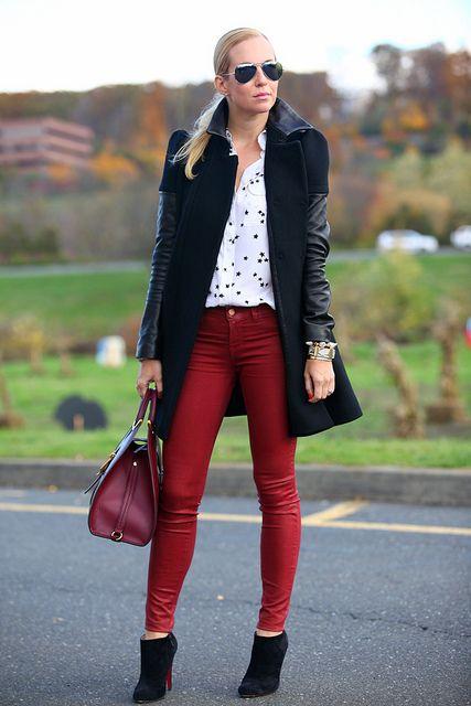 rode broek