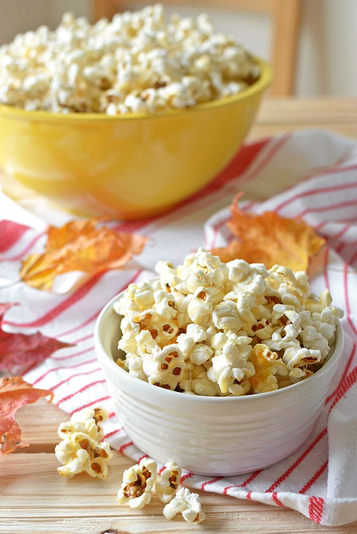 Homemade Kettle Corn