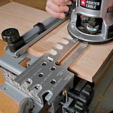 12 pulgadas Tabla de plantilla de cola de milano Jig Router Caja Completa Herramienta de Carpintería conjunta