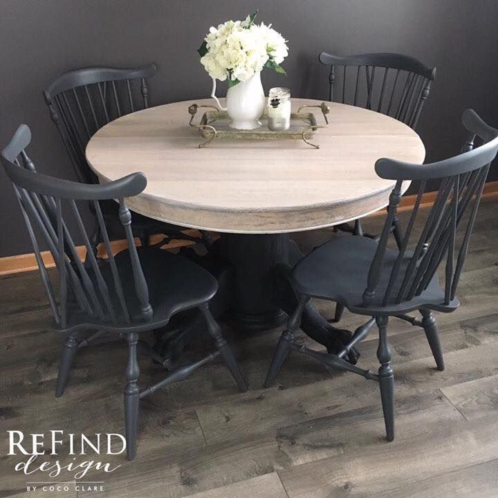 Natural White on Gray Dining Set13 best Dining table images on Pinterest Dining  room Room and Home  Hastings 54 Round Quartersawn Oak  Antique Quarter Sawn Oak Dining Table And Chairs  Ana White  . Antique Quarter Sawn Oak Dining Table And Chairs. Home Design Ideas
