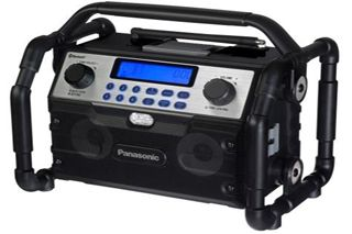 Panasonic releases 'power tools' radio for tradies and outdoor workers