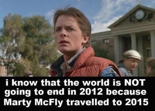 Marty McFly can't be wrong, can he? lol: Quotes, Facts, Future, So True, Funny Stuff, Movie, Truths, Marty Mcfly, True Stories