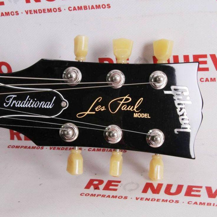 Guitarra GIBSON Les Paul TRADITIONAL USA 2014 de segunda mano E289466 | Tienda online de segunda mano #LesPaul #Gibson #Guitarra