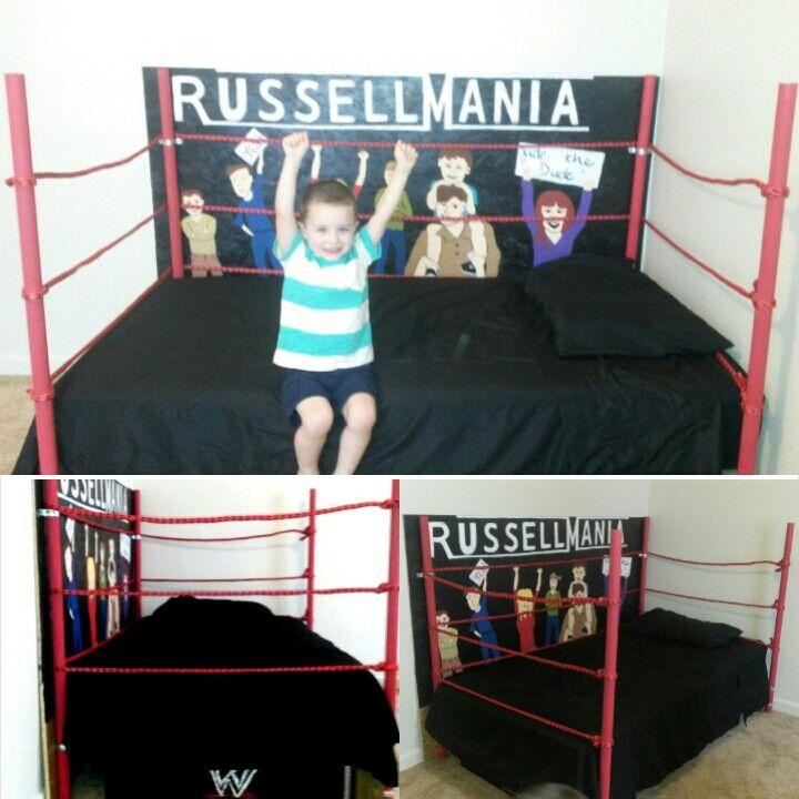 Judeu0027s WWE Bed!