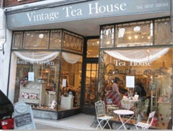 H And F Vintage Tea Rooms