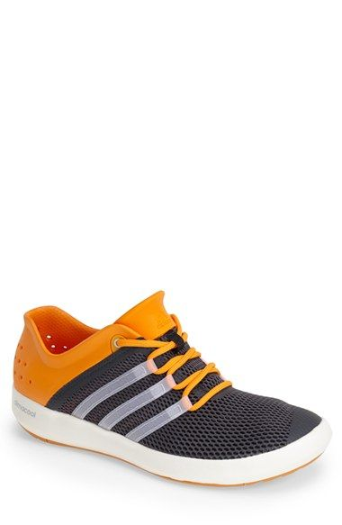 Men's adidas 'CLIMACOOL Boat Pure' Water Shoe