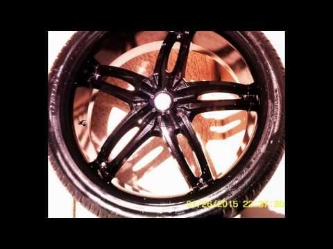 Wheel's Of Fortune Custom Made Car Wheels, Rim's and Tire's - YouTube