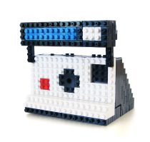 nanoblock toy digital camera