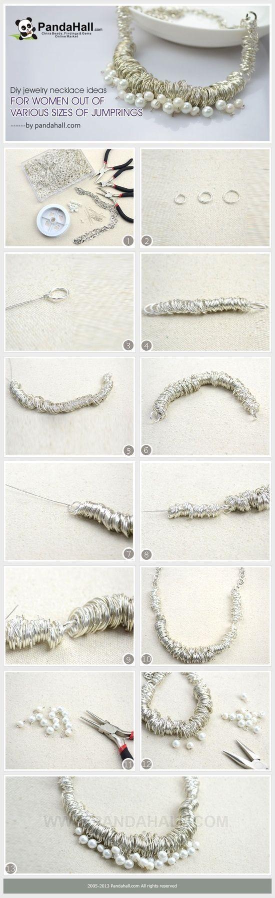 292 besten DIY Jewelry Bilder auf Pinterest | Diy schmuck ...