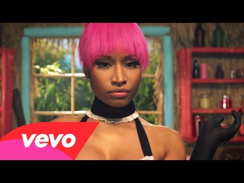 10 Things of Note In Nicki Minaj's 'Anaconda' Video