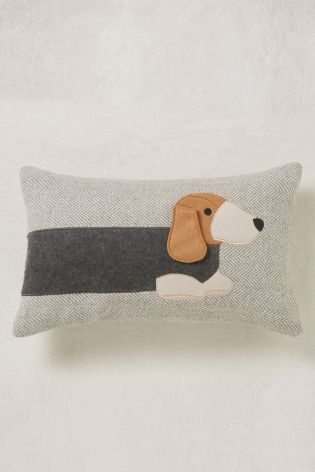 Sausage Dog Cushion