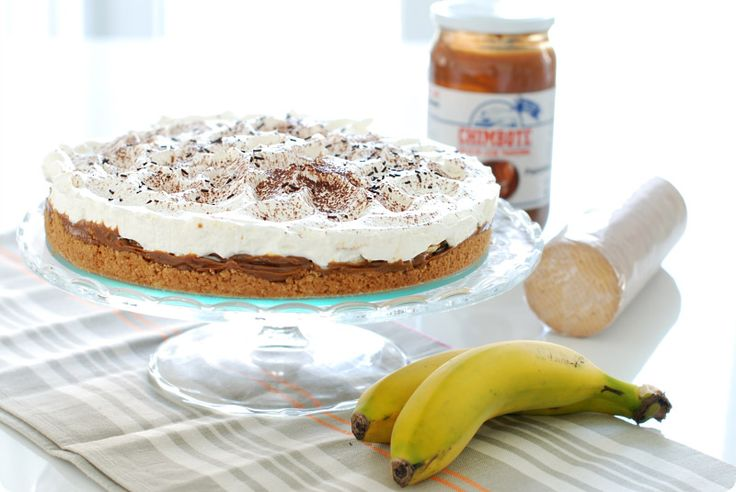 Banoffee con Thermomix