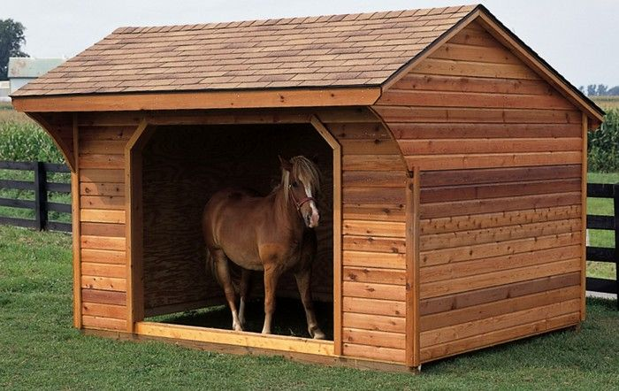 Sheds And Shelters : Best images about horse shelters on pinterest