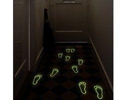 Naklejka świecąca w ciemności Little Foot