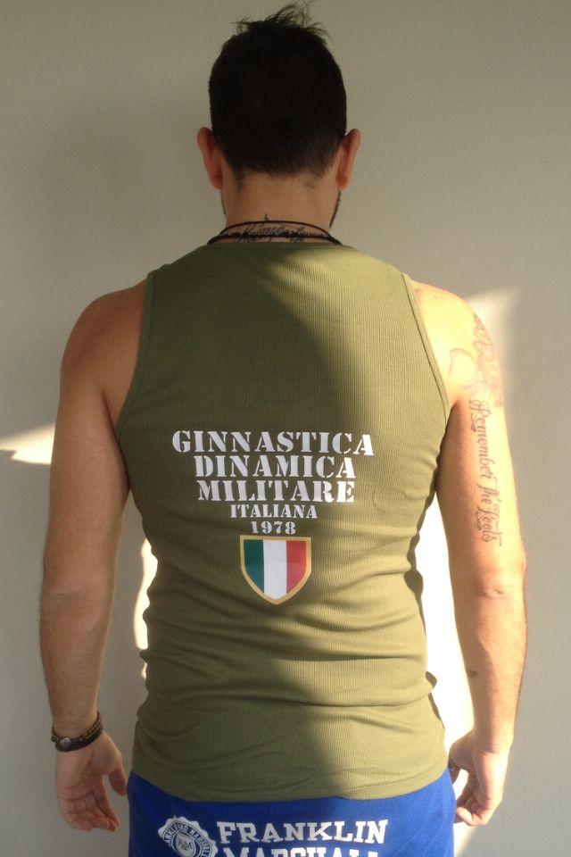 Ginnastica dinamica militare italiana