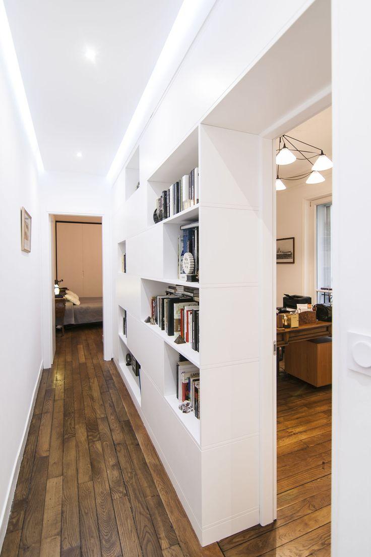 Nicola Mameli · Refurbishment Haussmannian Apartment · Divisare