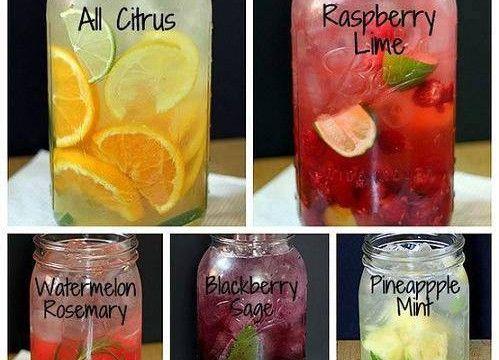 Ovocný speciál – osvěžující domácí limonády