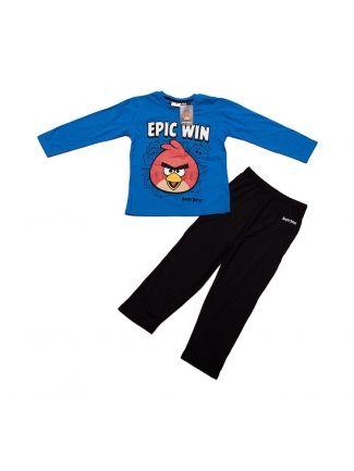 Piżama dla chłopców Angry Birds Epic Win!