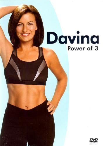 Davina - Power of 3 (DVD / Davina McCall 2005)