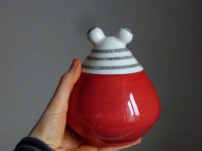 manu ceramiche: Barattolo da cucina