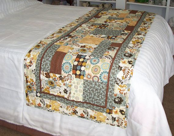 48 Best Quilting Bed Runners Images On Pinterest Bed