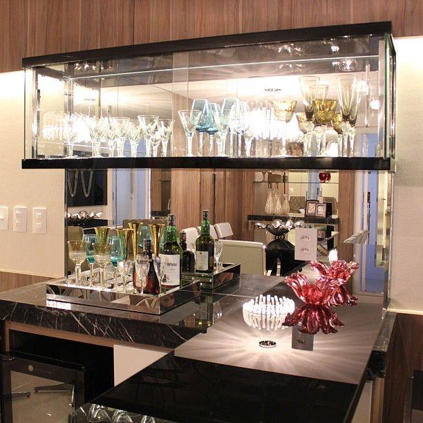 CRISTALEIRA...: Home Decoration, Room Decor, Cristaleira Adega, Kitchen