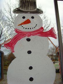 Thema Winter voor school