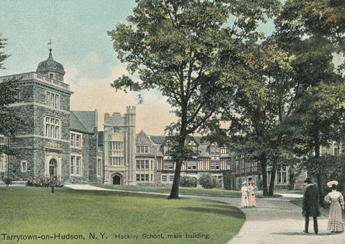 The Hackley School, Tarrytown NY | You can take the girl ...
