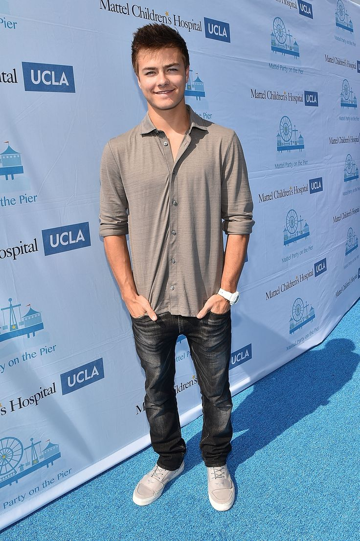 09/27/15 - Mattel's Party On The Pier - 003 - Peyton Meyer Fan - Photo Gallery | Your premier fansite for Girl Meets World star, Peyton Meyer
