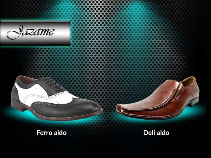 Look #professional and appealing in the eyes of your colleagues. Choose a #perfect #pair of #Delli Aldo or #Ferro Aldo Men's Shoes from #Jazame #wholesale mens dress shoes #cheap mens shoes Visit Us - jazame.com