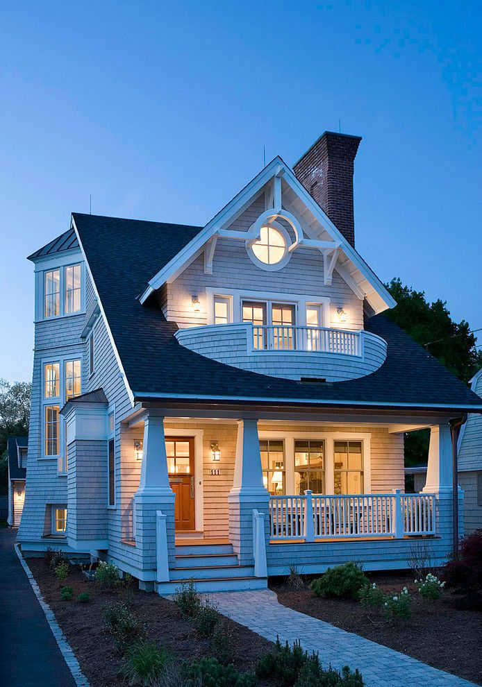 Barrington Cottage by Christopher Hall Architect