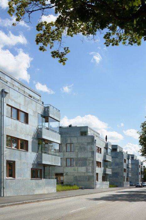 De Gamlas Vänner - JoliarkProjektet nominerades till priset Årets Stockholmsbyggnad 2013 av Stockholms Stad.