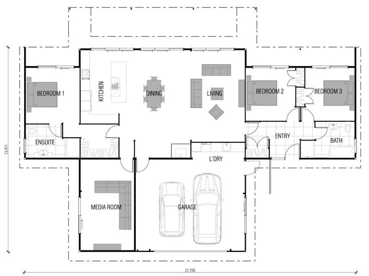 145 best HOME | HOUSE PLANS images on Pinterest | Home plans ...