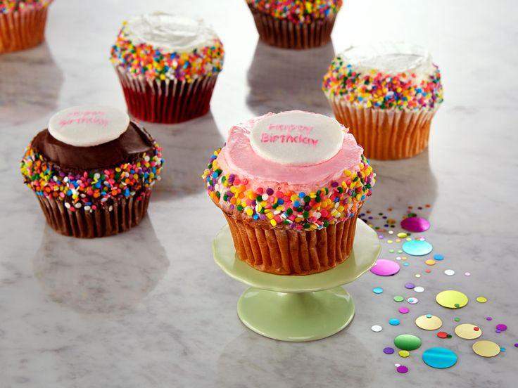 CRUMBS Signature Birthday Cupcakes