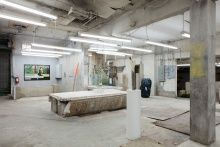 Paradise Found: Latin American and Spanish Art takes over Abandoned Marble Factory in Brooklyn