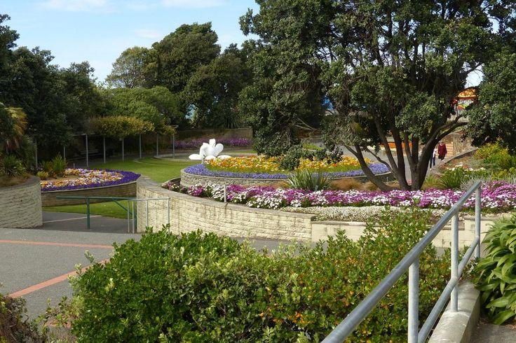 Sunken Garden, Napier: