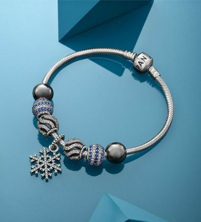 pandora ice blue for holidays 2013