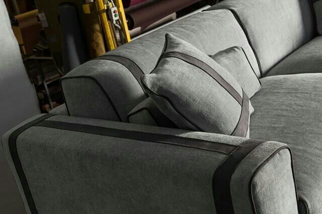 Ellington #sofa & #sofabed designed and produced by #MilanoBedding #iSaloni preview