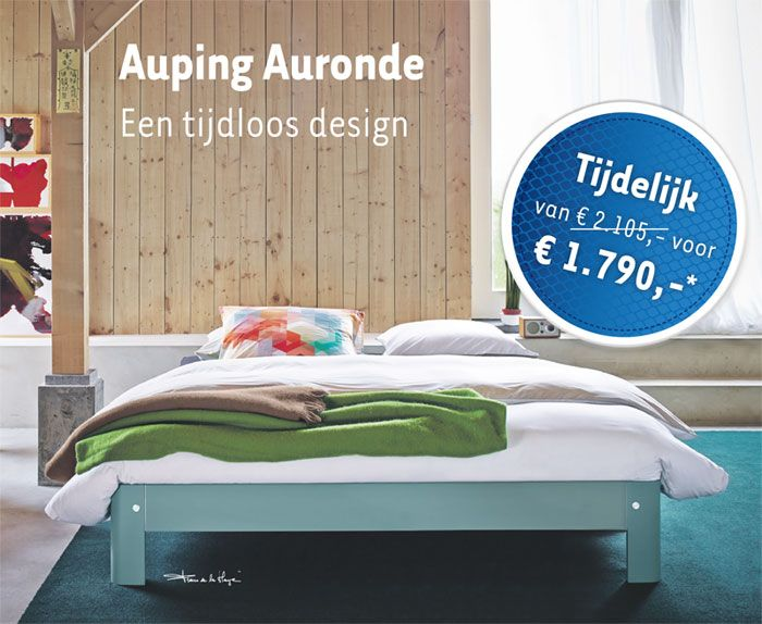 Auping inizio matras aanbieding. perfect matrassen with auping