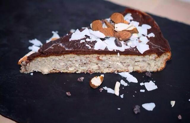 Banankage uden sukker og mel - Julie Bruun